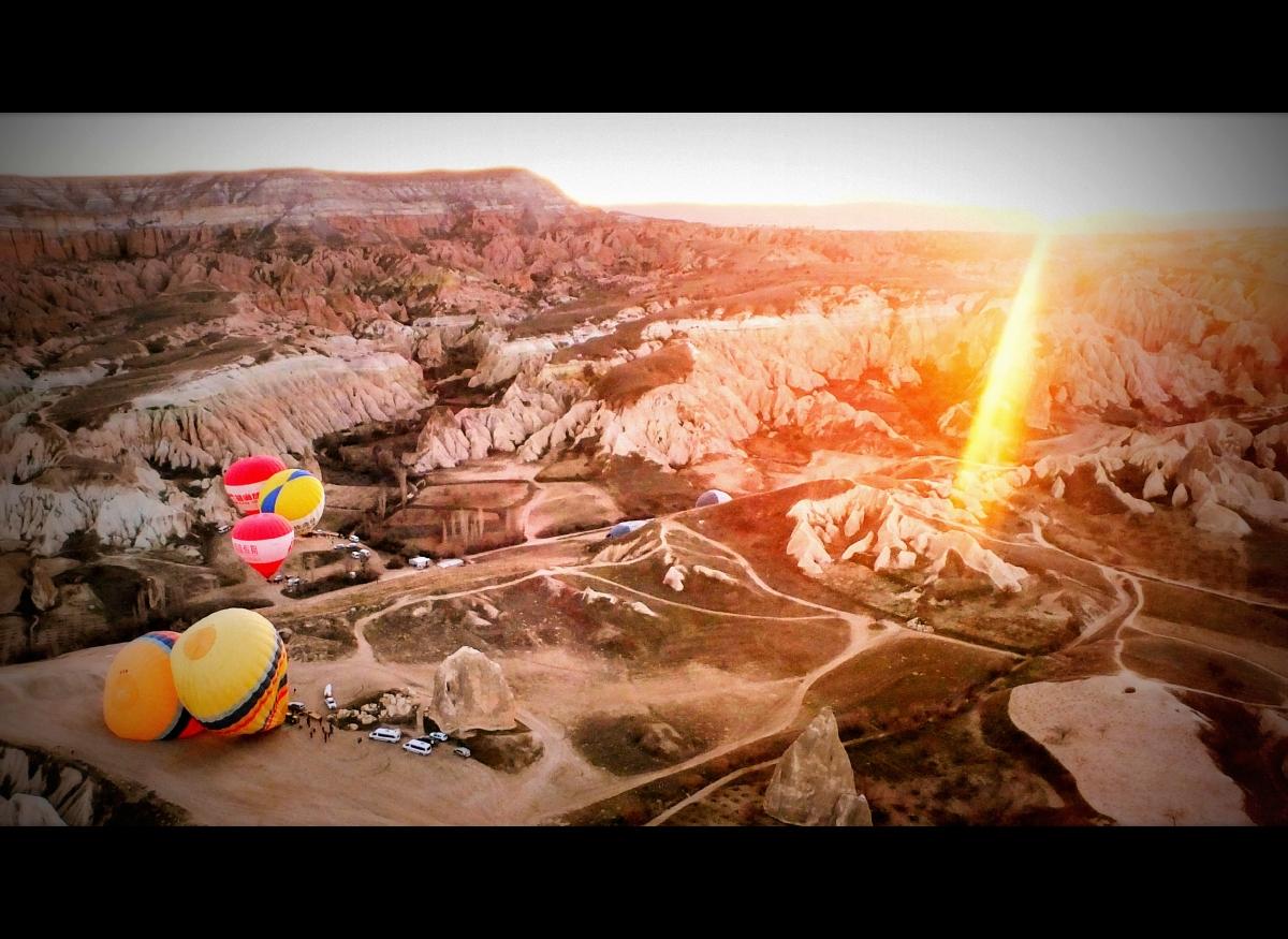 Days 12-16: Cappadoccia