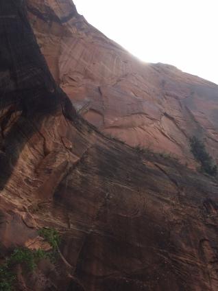 Canyon Face