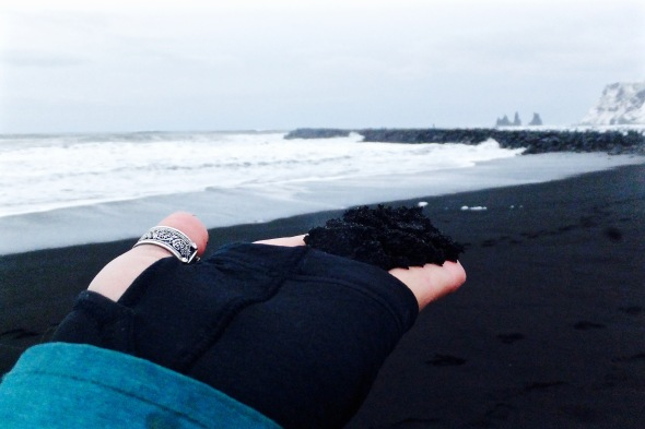 Black Sand Beach (Vìk, Iceland)